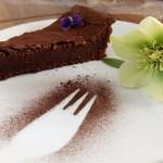 Gateau au chocolat (francúzsky čokoládový koláč)