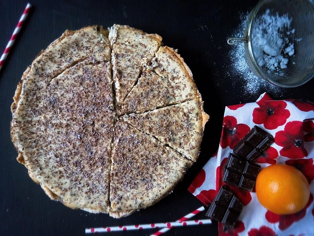 Tart-s-ricottou-pomarančom-a-čokoládou-1