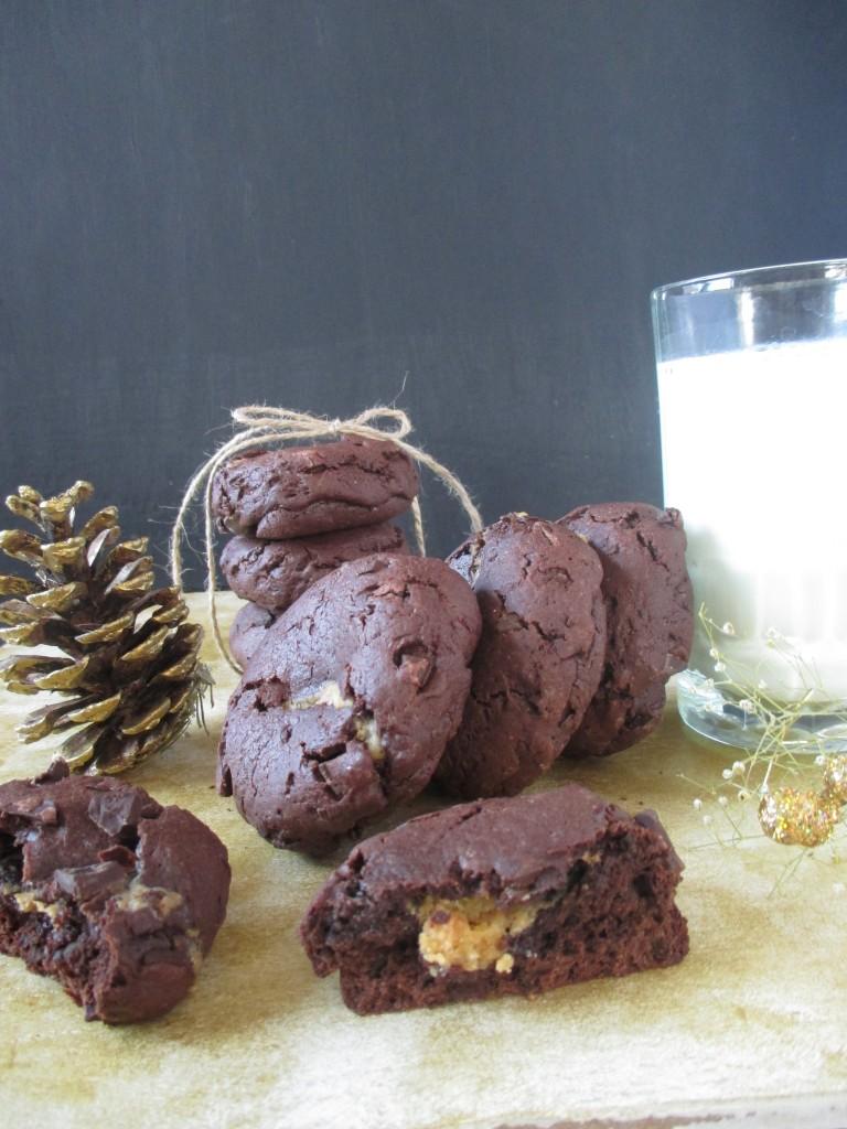 cookies-s-karamelom