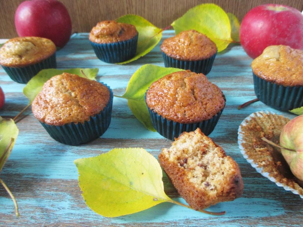 jablkove muffiny s margot