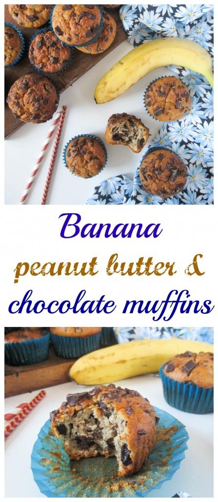 banana-peanut-butter-chocolate-muffins
