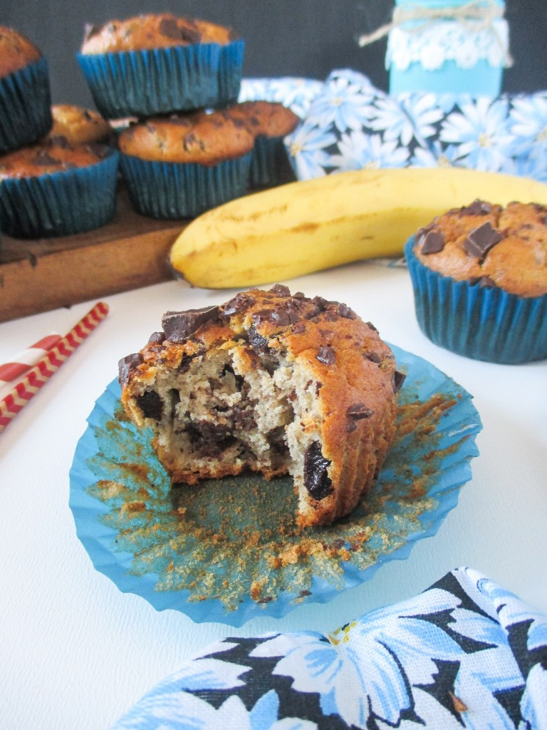 bananove-cokoladove-muffiny