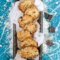 cokolada kokos cookies susienky