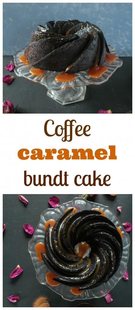 kavova babovka s karamelom