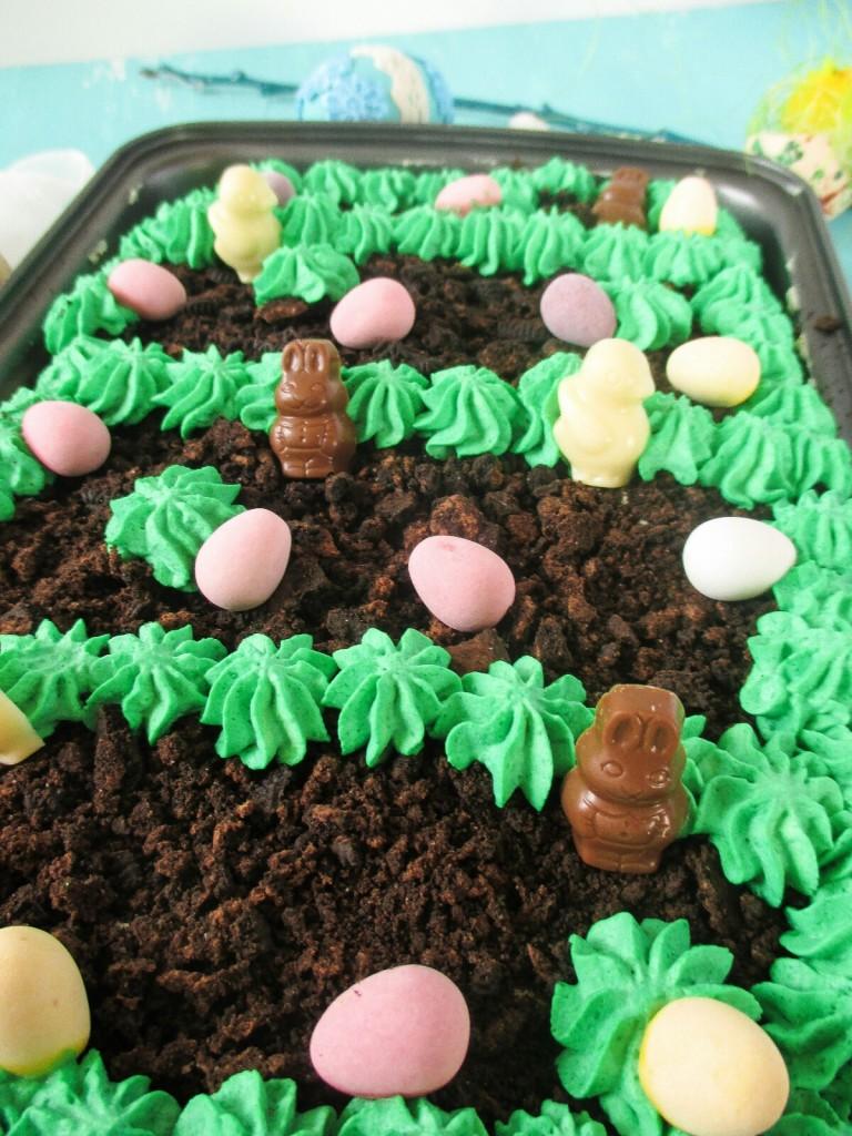 velkonocny kolac zahradka