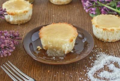 kokosove minicheesecakes