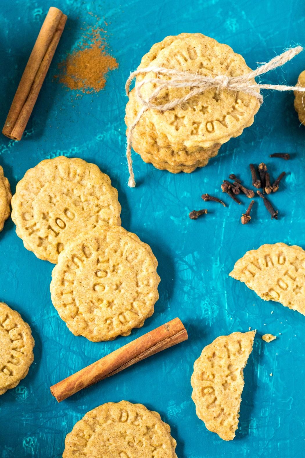 domáce sušienky lotus biscoff