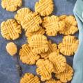 Sušienky z arašidového masla
