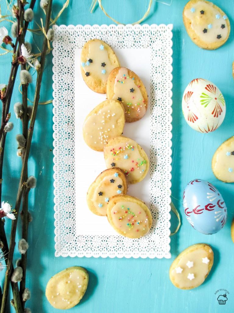 veľkonočné citrónové sušienky