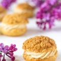 choux au craquelin s lotus biscoff krémom